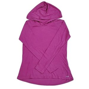 Avia Hooded High Low Light Weight Pullover